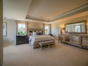 Construct a home with a spacious master bedroom
