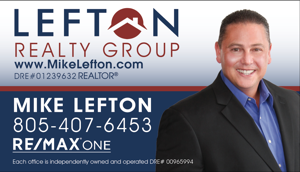 Best Simi Valley realtor Mike Lefton at Remax One