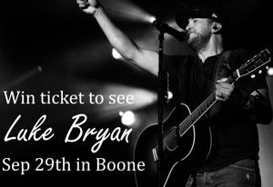 Luke Bryan Boone