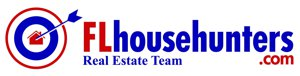 FL House Hunters Logo Luxury Homes For Sale