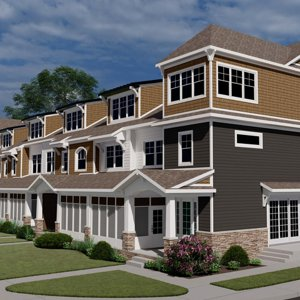 Golden View Town Homes