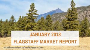 Jauary 2018 Flagstaff Market Statistics