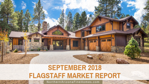 September 2018 Flagstaff Market Statistics