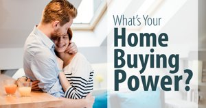 What's Your Homebuying Power