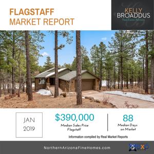 January 2019 Flagstaff Market Statistics