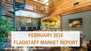 February 2018 Flagstaff Market Statistics