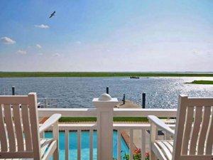 Avalon NJ bayfront homes for sale