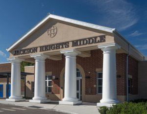 Jackson Heights Middle School - Oviedo, FL