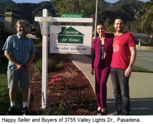 Sellers and Buyers of 3755 Valley Lights Dr