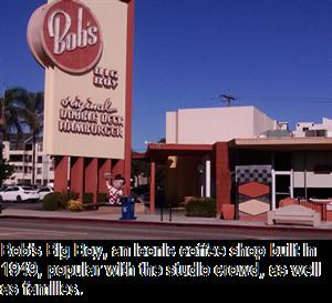Bob's Big Boy Restaurant, Burbank, California
