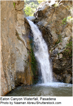 Eaton Canyon Natural Area Park and Nature Center, Pasadena, California