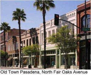 Old Town Pasadena, Pasadena, California