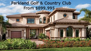 Parkland Golf & Country Club Homes for Sale