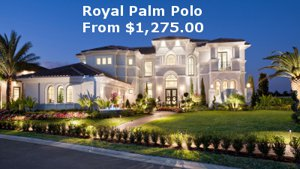 Royal Palm Polo Homes for Sale