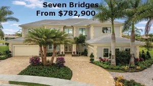 7 Bridges New Homes for Sale