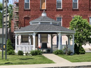 Chatham New York Real estate gazebo