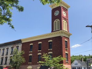 Chatham New York Real Estate clocktower