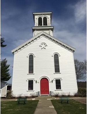 North Chatham Homes for Sale New York Church