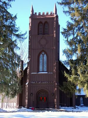 Stockport Homes for Sale New York church