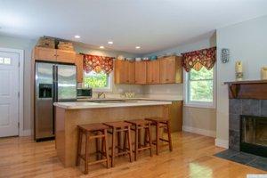 Upstate NY real estate, Vandenburg kitchen