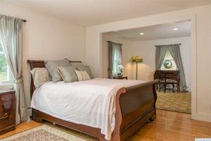 Upstate NY real estate, Vandenburg bedroom