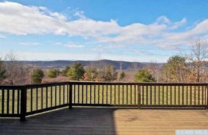 Copake New York Real Estate deck 2