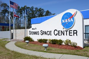 NASA's Stennis Space Center in Bay St. Louis, MS