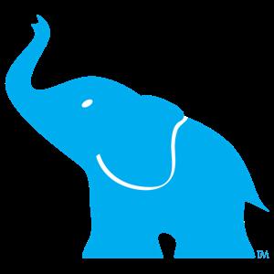 Evie the Elephant, eAgent Mascot