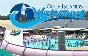 Gulf Islands Waterpark Gulfport, MS