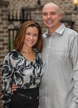 Justin Allen and Darlene Allen