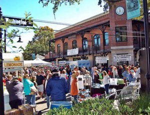 Ocean Springs - Downtown Art Festival