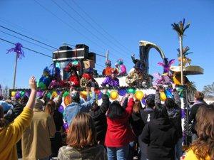 Pass Christian Mardi Gras Parade