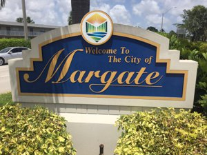 Margate Area Page