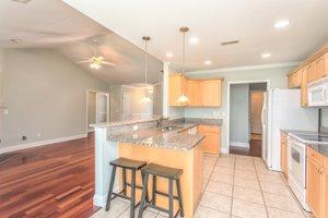 Kitchen 412 Grenedad Home for Sale Mallory Creek Winnabow NC