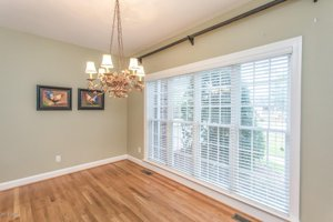 Home for Sale Leland NC Southern Charm Golf Course Kitchen Nook