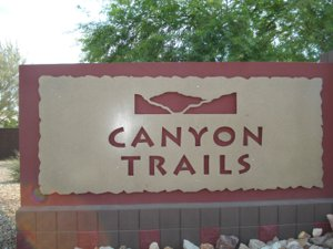 Canyon Trails Market Report October 2016