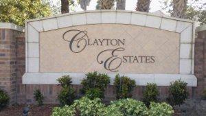 Clayton Estates, Apopka, FL  32712