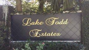 Lake Todd Estates, Apopka, FL  32712