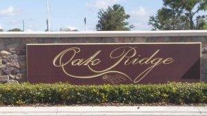 Oak Ridge, Apopka, FL  32712