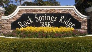 Rock Springs Ridge, Apopka, FL  32712