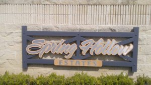 Spring Hollow Subdivision, Apopka FL 32712