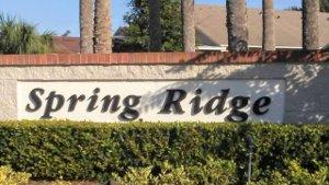Spring Ridge, Apopka, FL  32712