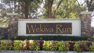 Wekiva Run, Apopka, FL  32712