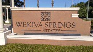 Wekiva Springs Estates, Apopka, FL  32712