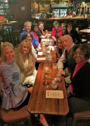 Roger Martin Properties gathered for their 2o17  Holiday Luncheon at McGonigel's Mucky Duck