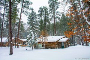 Upper Canyon Cabin