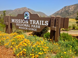 San Carlos Mission Trails Park