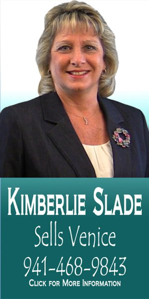 Kimberlie Slade sells Venice Florida real estate