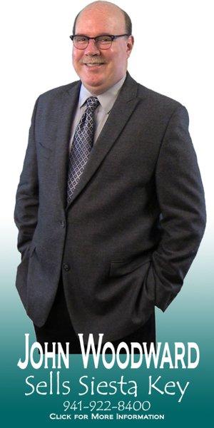 John Woodward sells Siesta Key FL