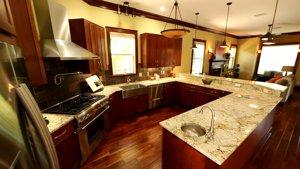 Loma Linda - West of Trail upscale kitchen